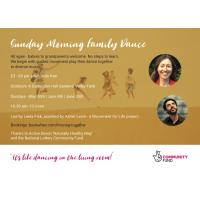Outdoor Family Dance - Naturally Healthy May