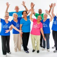 FABS exercise class for the over 60s