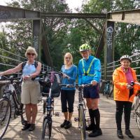 Ladies' beginners bike rides